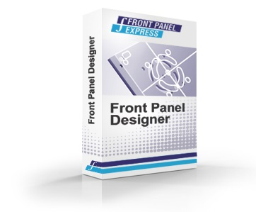 Front Panel Designer Express 4 4 2 | Программы для радиолюбителя