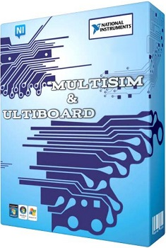 Multisim & Ultiboard (Circuit Design Suite) PowerPro 13.0.1 (2014/ML+RUS)