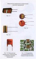 Маркировка и обозначение радиоэлементов