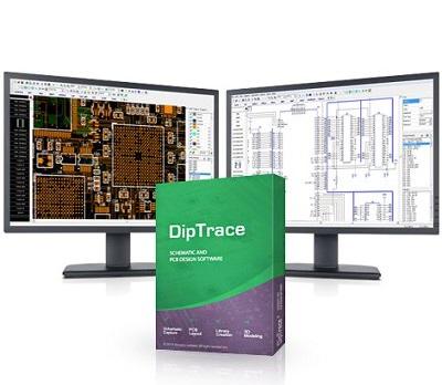 DipTrace 3.0.0.1 (Ru/En)