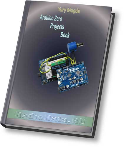 Magda Y. Arduino Zero Projects Book