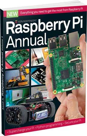 Asadi A. Raspberry Pi Annual Volume 3