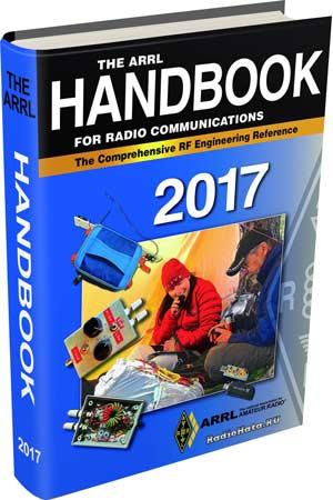 The ARRL Handbook for Radio Communications 2017