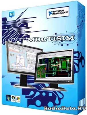 Multisim & Ultiboard Power Pro 14.1.31 + Rus