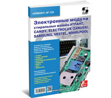 Электронные модули стиральных машин АТЛАНТ, CANDY, ELECTROLUX/ZANUSSI, SAMSUNG, VESTEL, WHIRPOOL