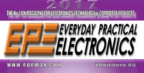 Everyday Practical Electronics №1-№12 (2017)
