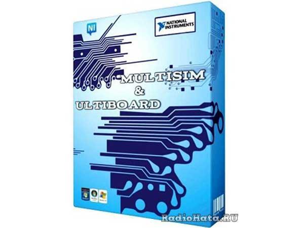 Multisim & Ultiboard (Circuit Design Suite) 14.0