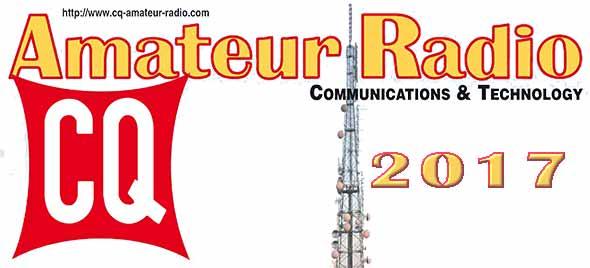 CQ Amateur Radio №1-12 (2017)