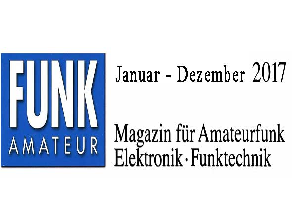 Funkamateur №1-12 (2017)