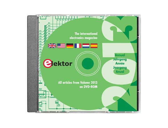 Elektor Magazine - DVD 2013