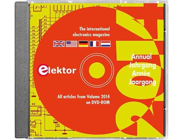 Elektor Magazine - DVD 2014