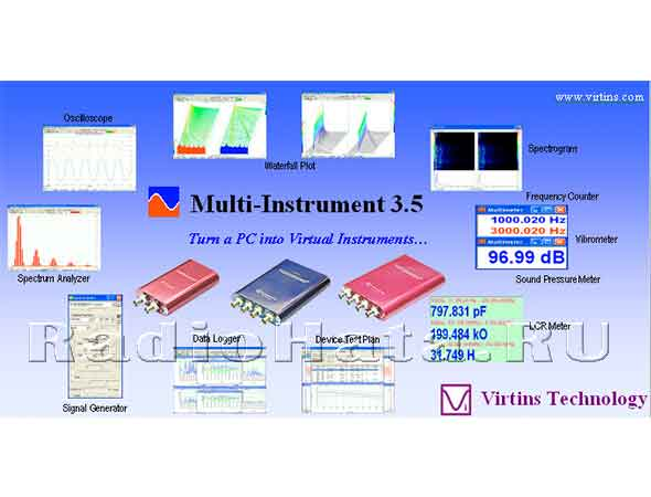 Multi-Instrument 3.5 Pro