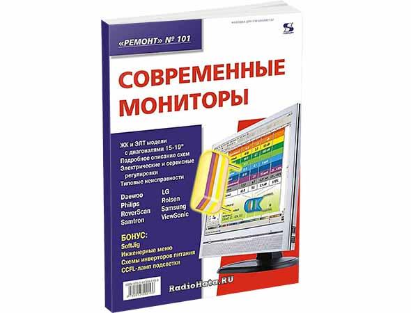 Современные мониторы (2008)