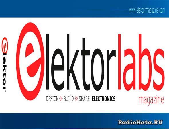 Elektor Electronics №1-12 2018