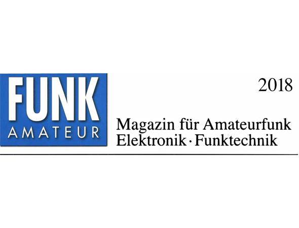 Funkamateur №1-12 2018