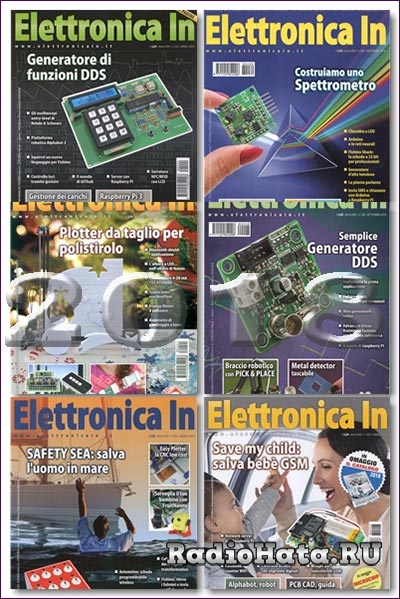 Elettronica In - 2018 Full Year Issues Collection
