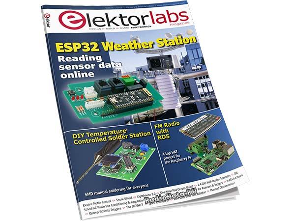 Elektor Electronics №1-2 (Januar-Februar 2019)