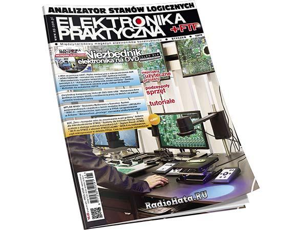 Elektronika Praktyczna №1 2019