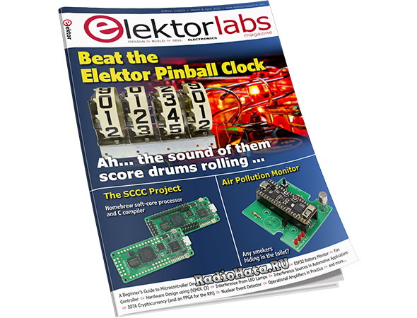 Elektor Electronics №3-4 (March-April 2019)