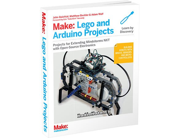 Make. Lego and Arduino Projects