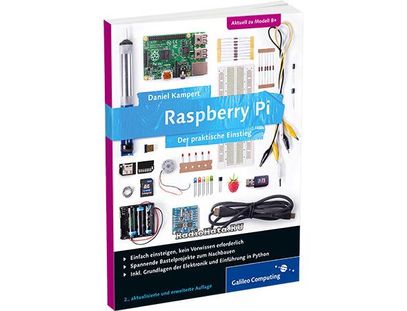 Raspberry Pi: Der praktische Einstieg, 2. Auflage