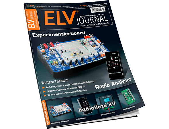 ELV Journal №3 (Juni - Juli 2019)