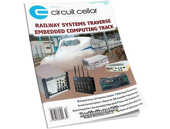 Circuit Cellar No.348 (July 2019)