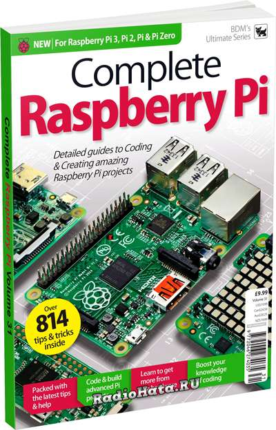 Complete Raspberry Pi Volume 31 (BDM's Ultimate Series)