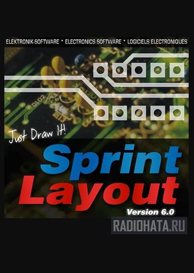 Sprint-Layout 6.0 DC 24.10.2019 RePack by