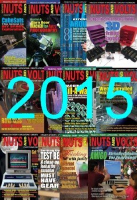 Nuts and Volts №1-12 (January-December 2015)