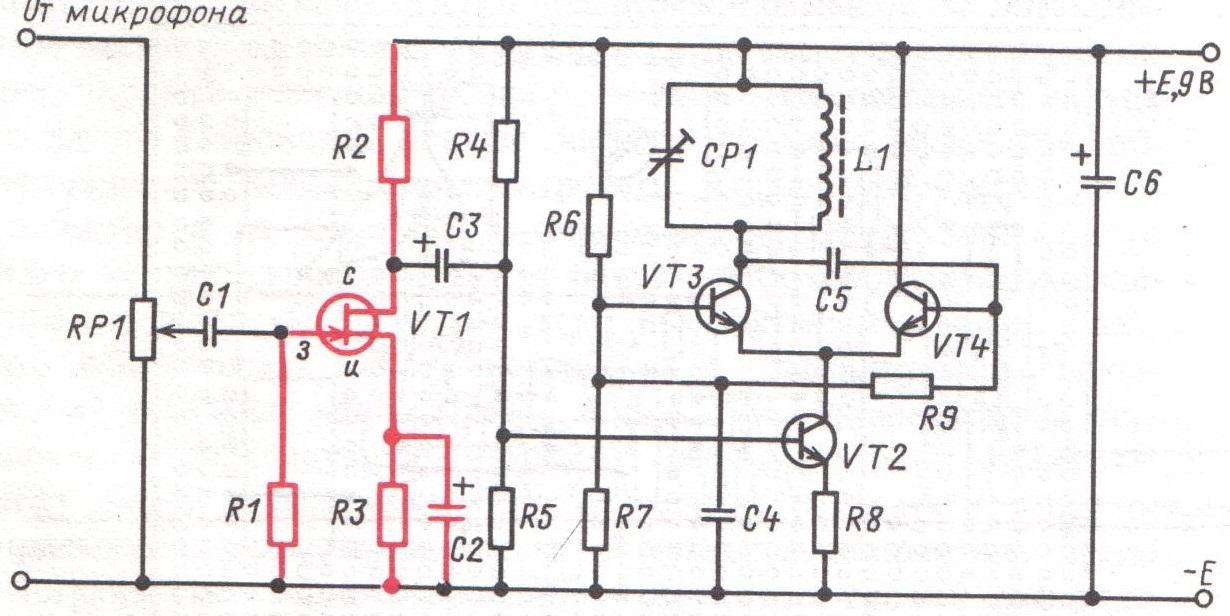 Начинающему радиолюбителю простые схемы