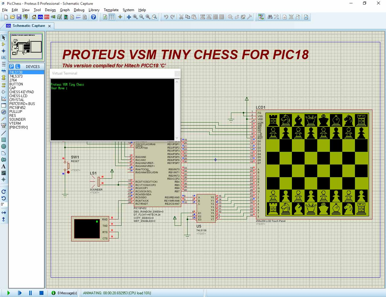 Proteus 8 Isis Download Simulation Circuit At Design Suite Is The Electronic Program That You Need On Your Pc If Youre An Engineering Student Or A Professional Designer