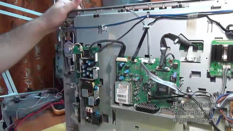 Скачать бесплатно книги по ремонту жк телевизоров
