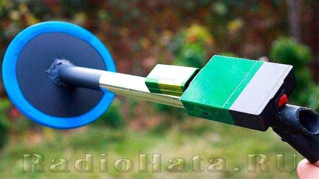 Как сделать мини металлоискатель своими руками.Схема