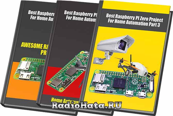 Sri Marheni. Best Raspberry PI Zero Project For Home Automation (Part 1-3)