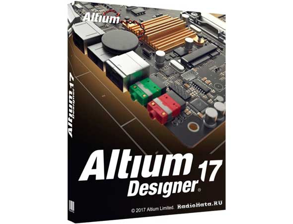 Altium Designer 17.1.9 Build 592