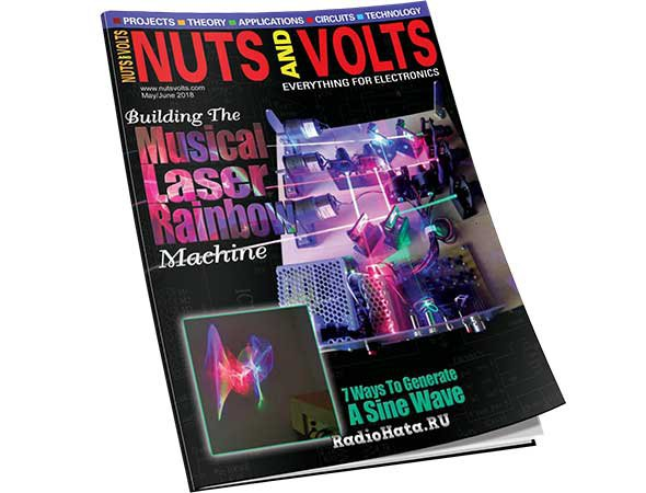 Nuts And Volts №5-6 (May-June 2018)