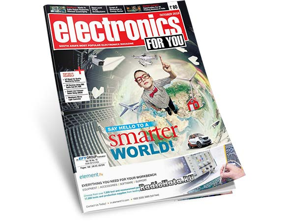 Electronics For You Plus №10 (October 2018)