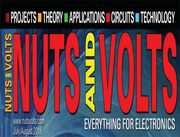 Nuts and Volts 2018